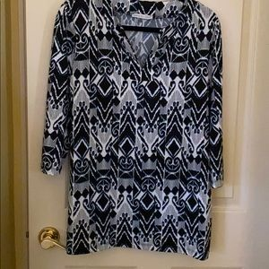 Annalee and Hope tunic top